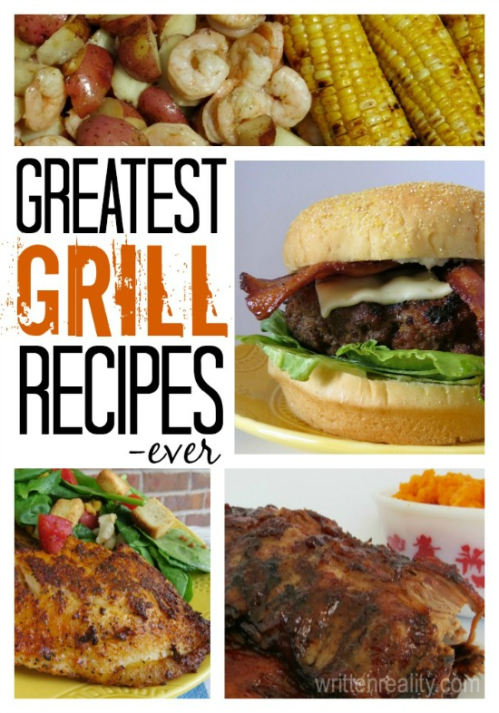 Greatest Grill Recipes