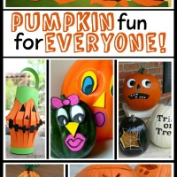 Pumpkin Ideas Family Fun