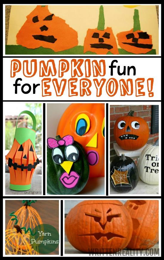 Pumpkin Ideas Family Fun