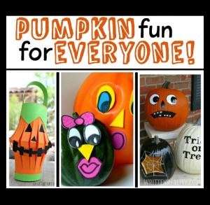Pumpkin Ideas for Family Fun