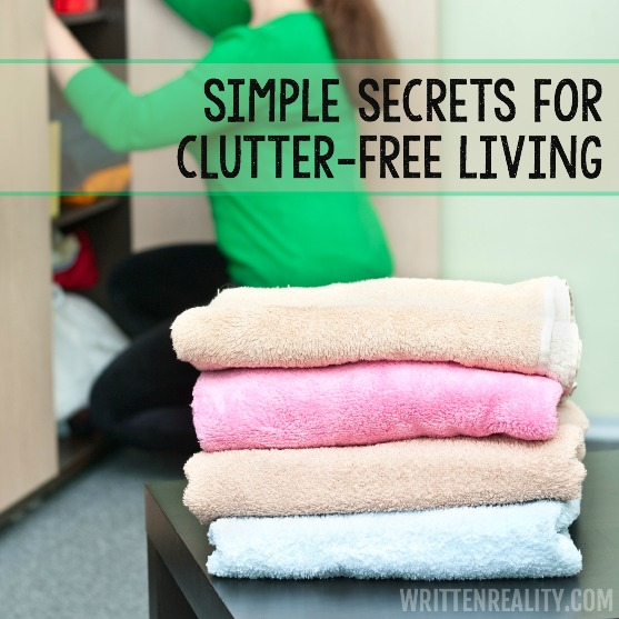 Simple Clutter-Free
