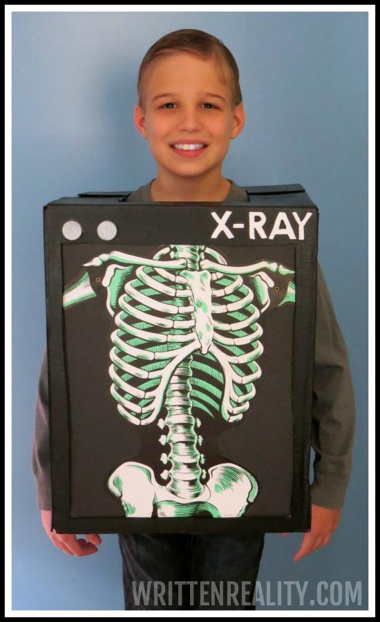 Xray Costume