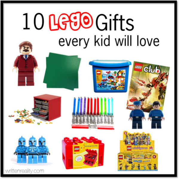 10 Lego Gifts Every Kid Will Love