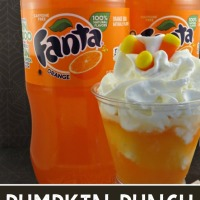 Fanta Pumpkin Punch