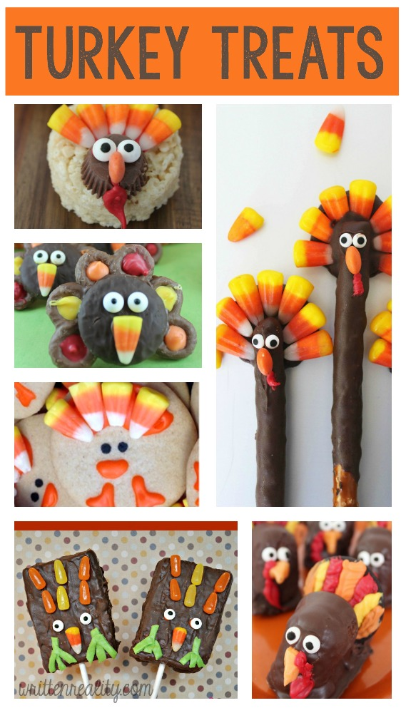 Turkey Treats Kids Love