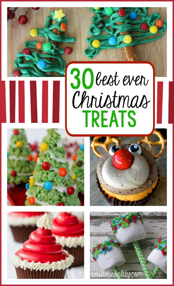 30 Christmas Treats Kids Love