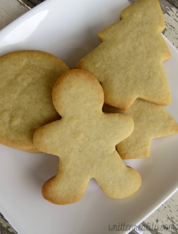 Bake Perfect Sugar Cookies with NO MESS