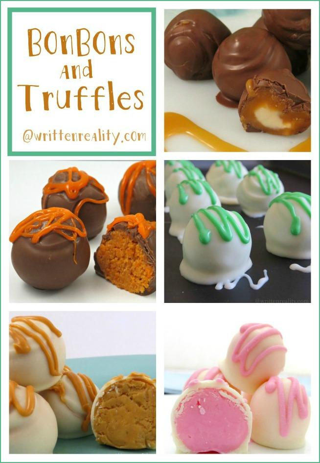 bonbons and truffles