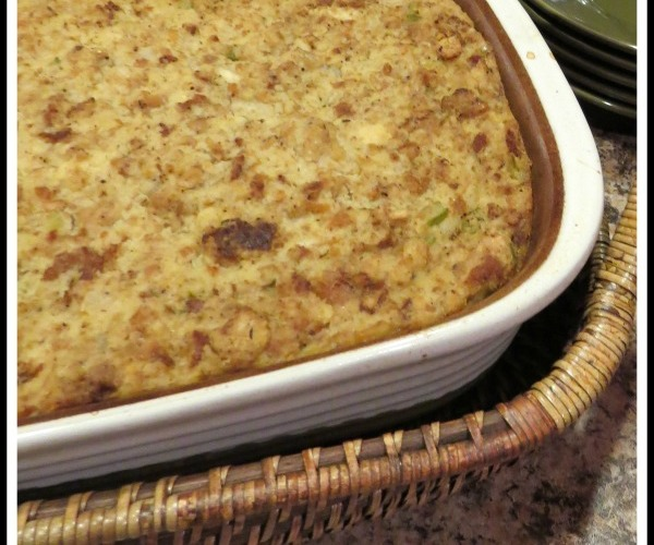 You'll Love This Easy Cornbread Dressing Recipe