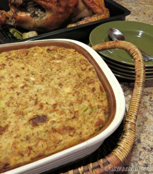 traditional cornbread dressing recipe