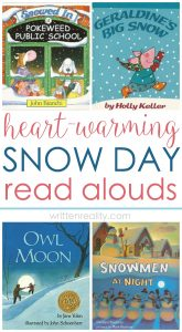 snow books