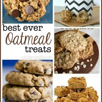 Best Ever Oatmeal Treats