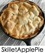 apple pie skillet