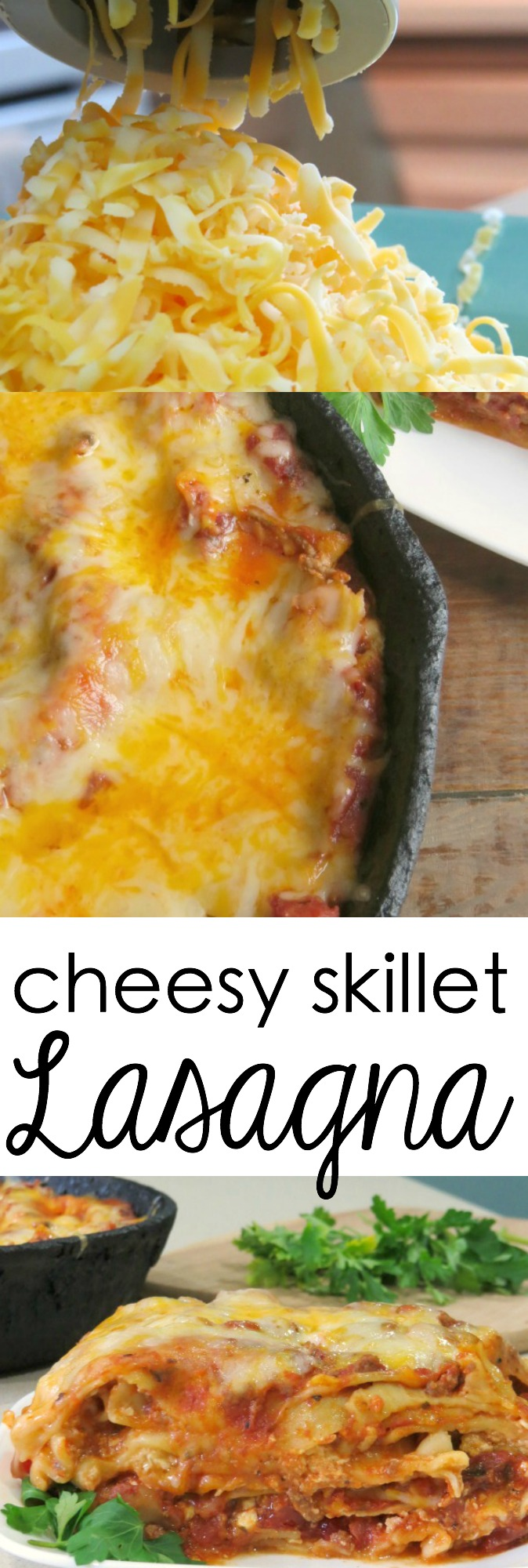 best skillet lasagna recipe