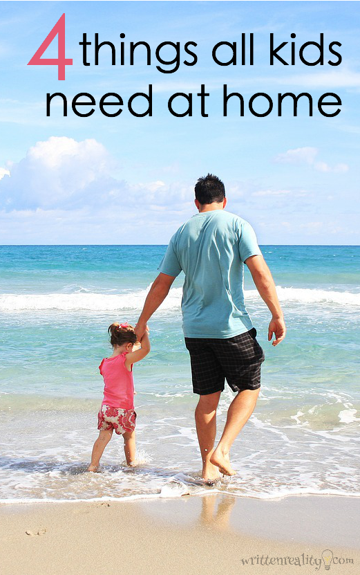 things kids need at home