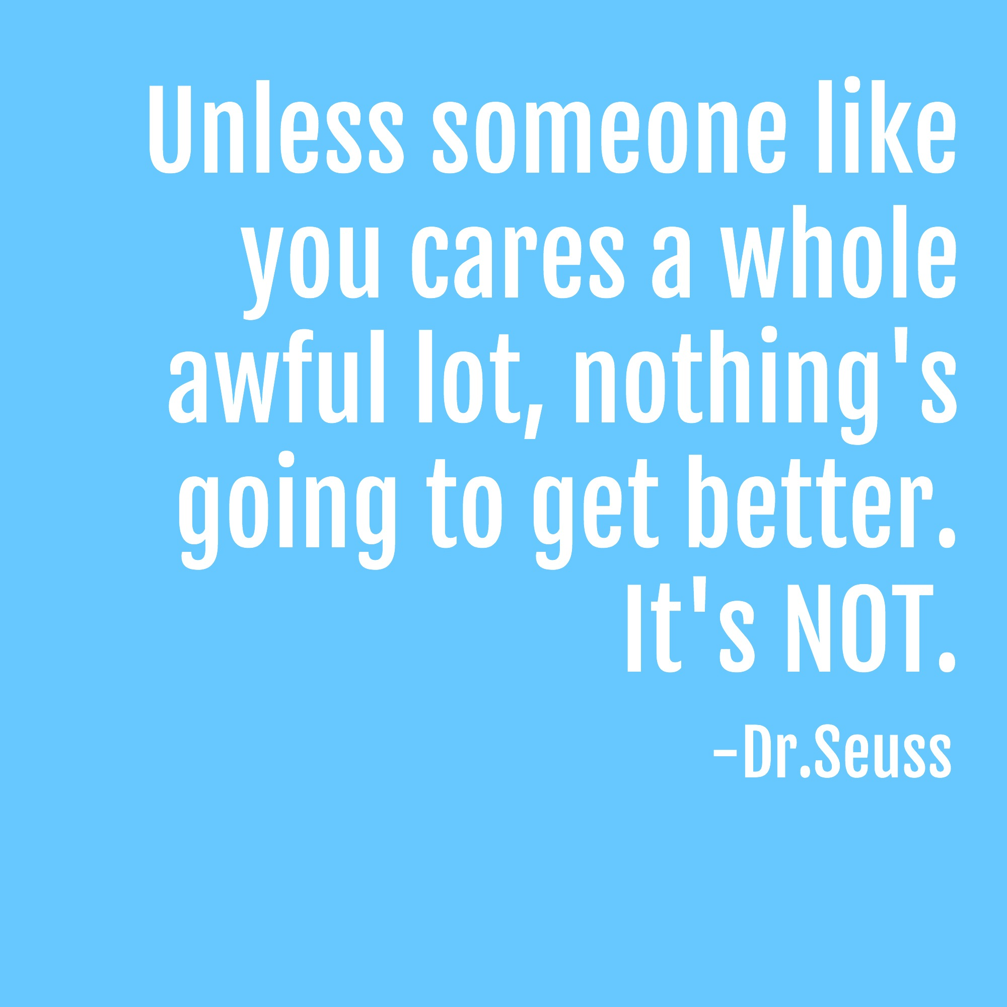 Dr Seuss Quotes Kid: Dr. Seuss Quotes For Kids