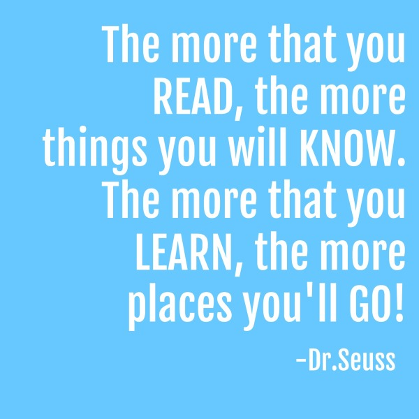 Dr Seuss Quotes Kid: Dr. Seuss Quotes Every Kid Should Know