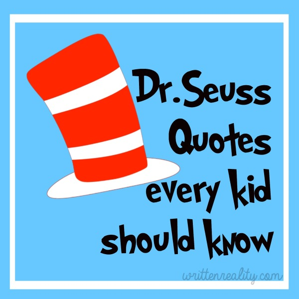 Dr Seuss Quotes Kid: Pinworthy Projects Link Party #56