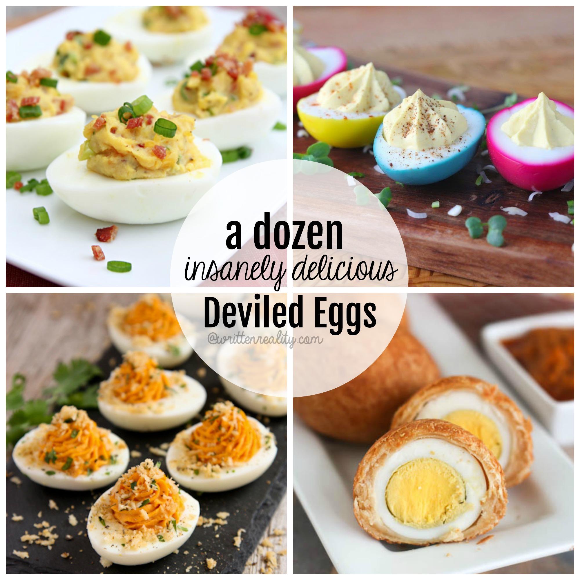 A Dozen Insanely Delicious Deviled Eggs Recipes