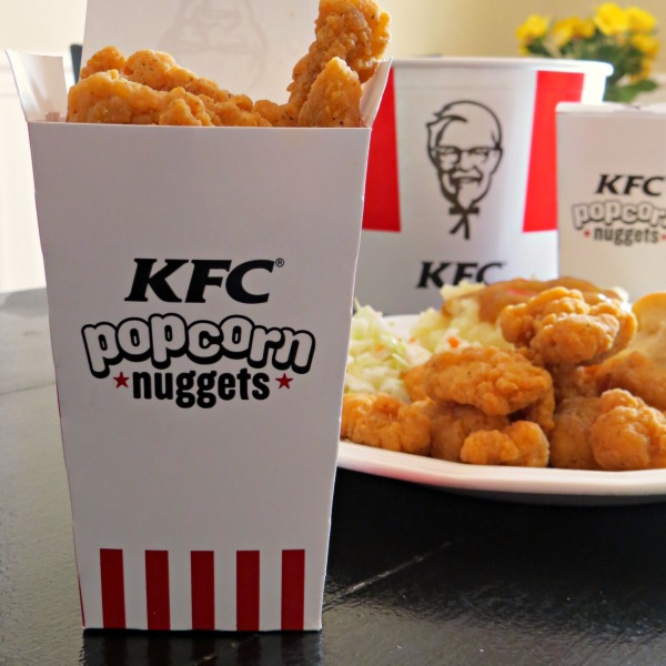 kfc popcorn nuggets are the real thing