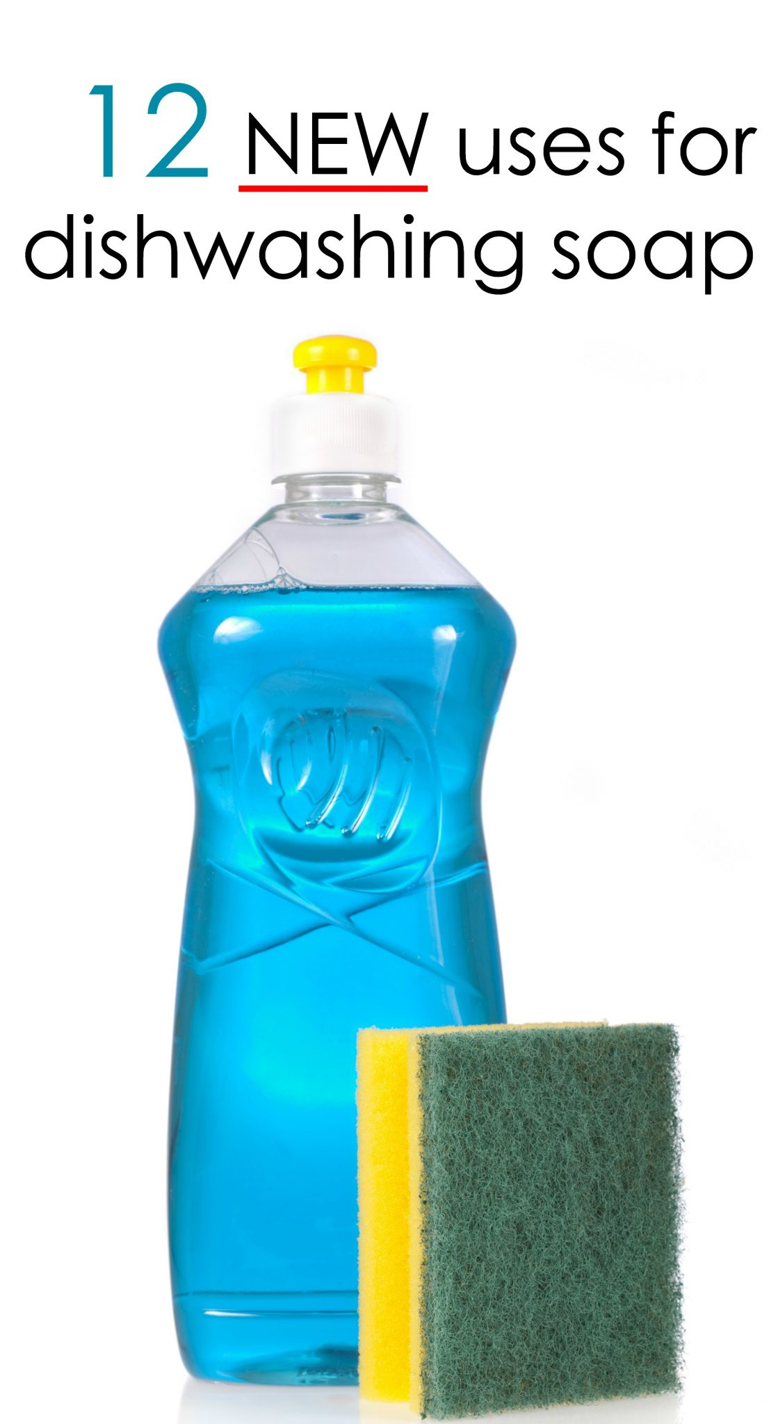 uses of dish soap