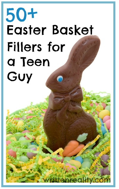easter teen guy
