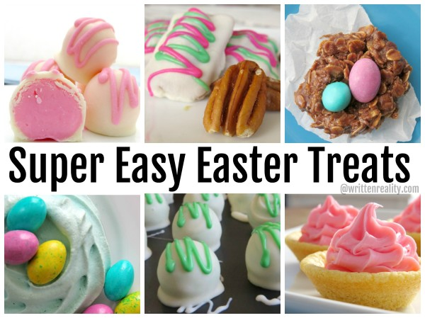Super Easy Easter Treats Kids Will Love