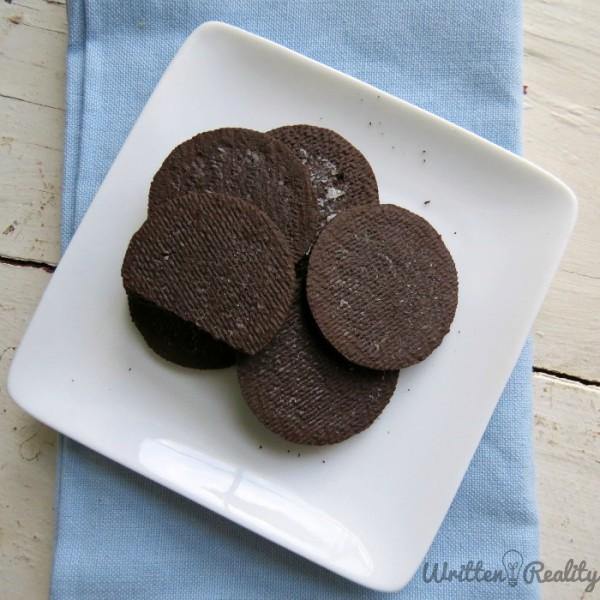 ice cream cookie bonbons