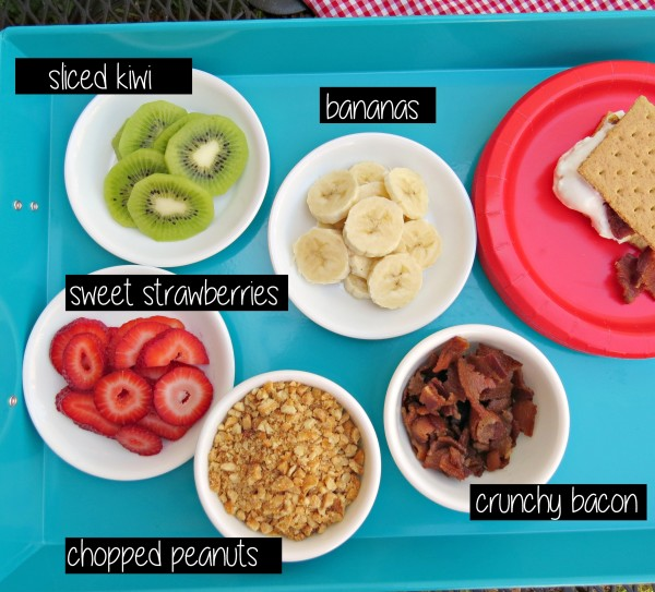 S'Mores Toppings