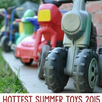 Hottest Summer Toys 2015