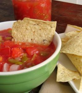 Summer Salsa Recipe