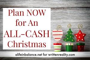 an ALL CASH Christmas