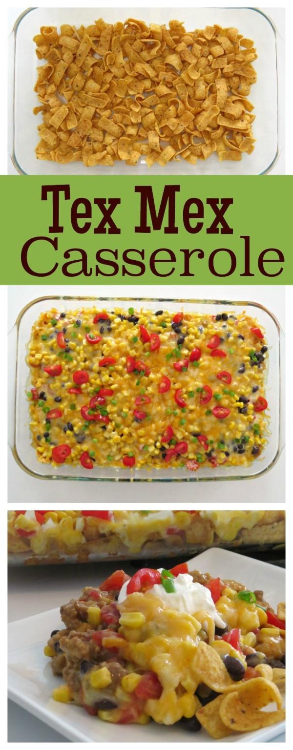 Tex Mex Casserole recipe