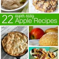 super easy apple recipes