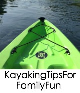 kayaking tips family fun