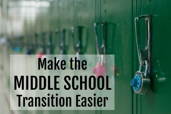 Make the Middle School Transition Easier