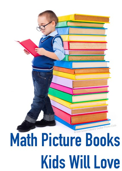 math picture books