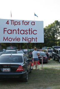 #Ad Four Tips for a Fantastic Movie Night