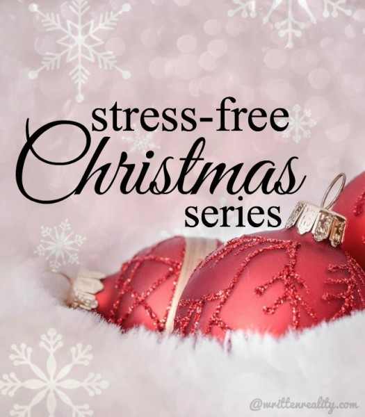 Plan NOW for a Stress-Free Christmas