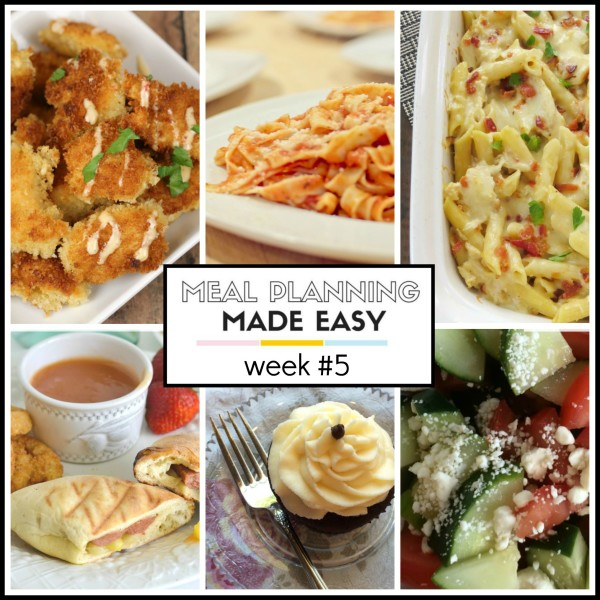 Meal Plan Made Easy