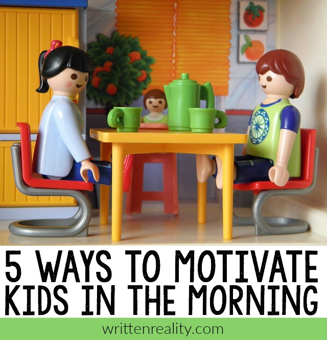 Motivate Your Kids Every Morning