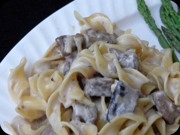 Gorgonzola-Beef-Stroganoff-Recipe