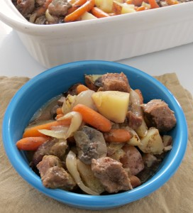 Easy Bake Beef Stew recipe