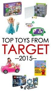 Top Toys from Target 2015