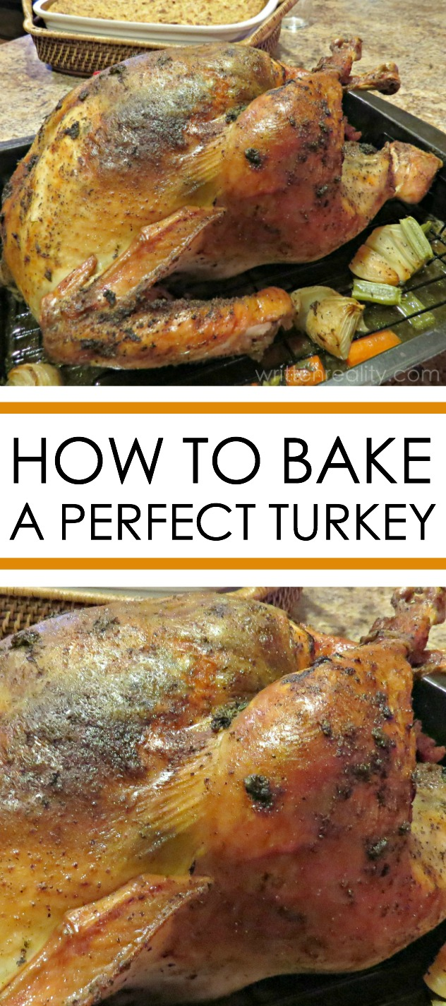 how to bake a turkey
