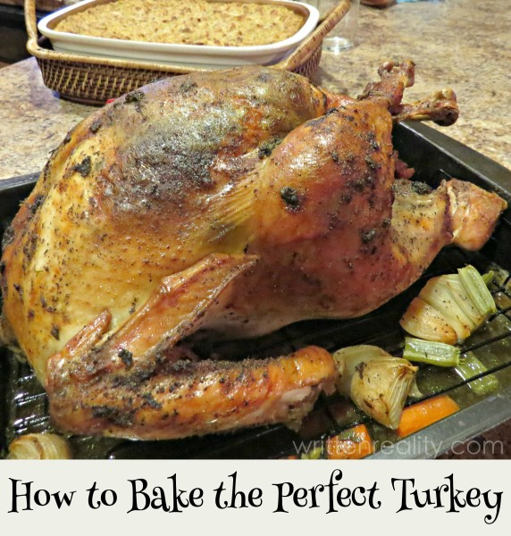 Perfect Oven Roasted Turkey