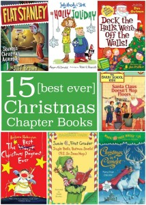 Christmas Chapter Books
