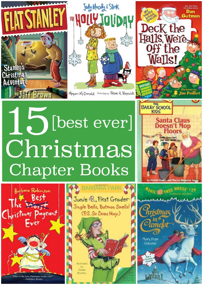 Popular Christmas Chapter Books For Early Readers Written Reality