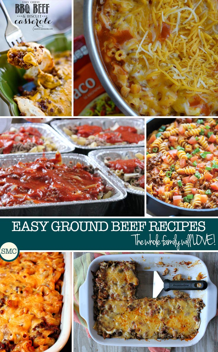 EasyGroundBeefCasseroleRecipesPinterest