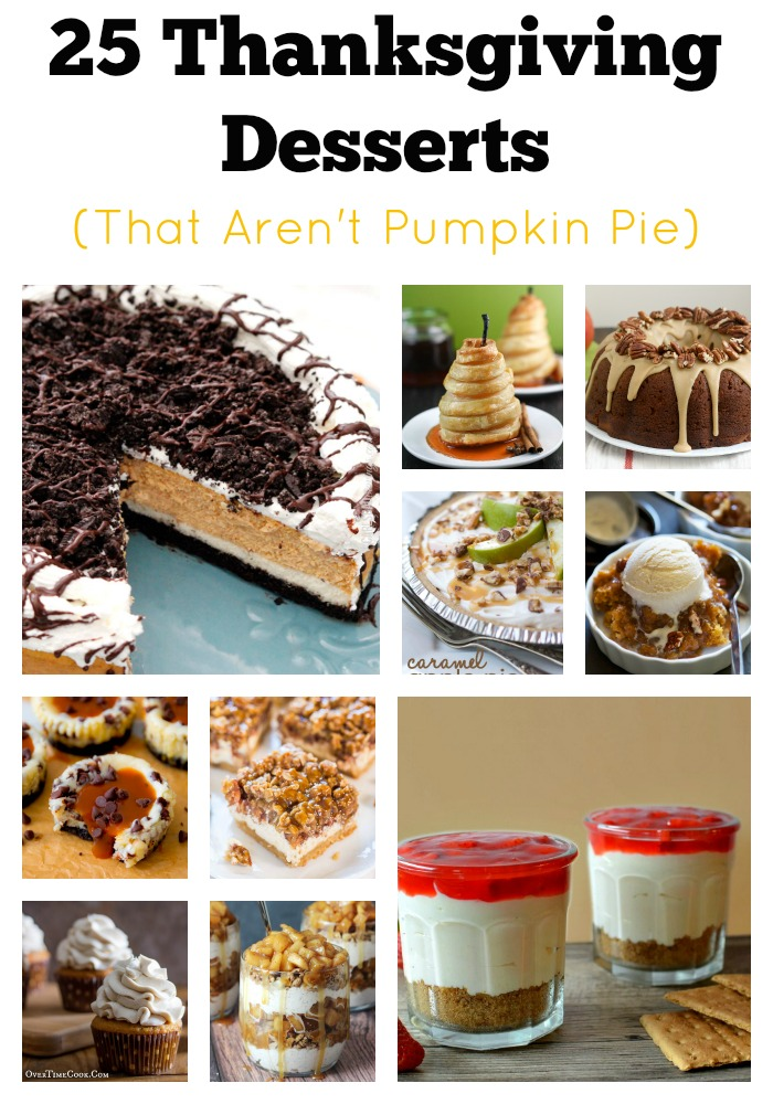 Thanksgiving-Desserts